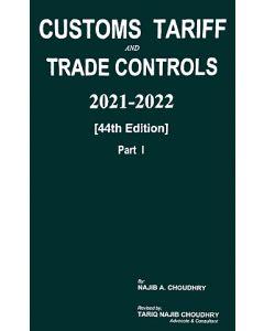 Customs Tariff and Trade Controls 2021 - 2022