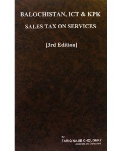Balochistan, ICT & KPK Sales Tax on Services
