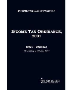 Income Tax Ordinance, 2001
