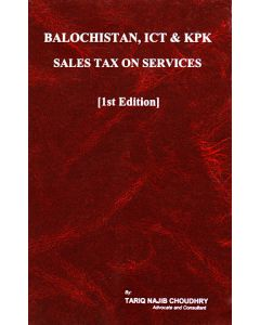 Balochistan, ICT & KPK Sales Tax on Services