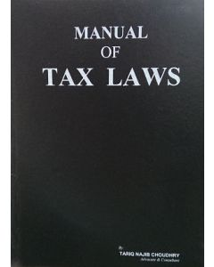 Manual Of Tax Laws