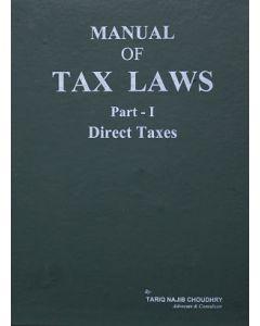 Manual Of Tax Laws