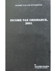 Income Tax Ordinace, 2001
