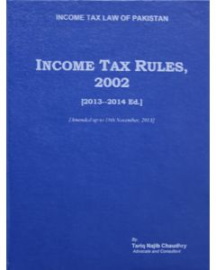 Income Tax Rules, 2002