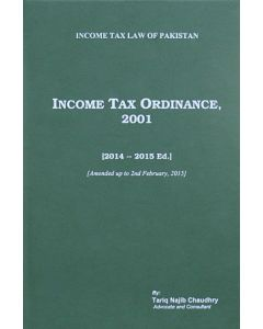 Income Tax Ordinance, 2001