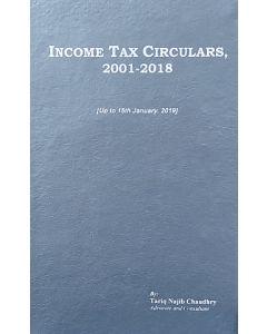 Income Tax Ciruculars