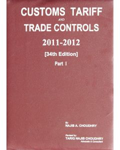 Customs Tariff and Trade Control 2011-2012