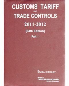 Customs Tariff and Trade Control 2011-2012