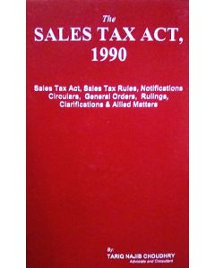 Sales Tax Act, 1990