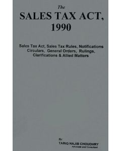 The Sales Tax Act, 1990