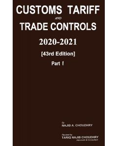 Customs Tariff and Trade Controls 2020 - 2021