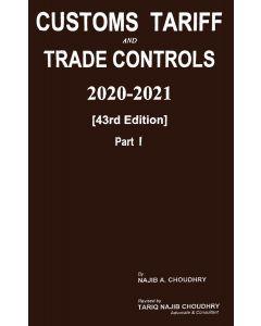 Customs Tariff and Trade Controls 2020 - 2021